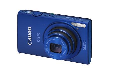 Canon IXUS 240 HS blue