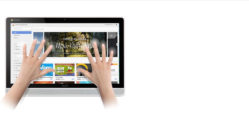 Foto de Acer Chromebase (1/8)