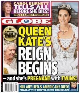 El reinado de Kate