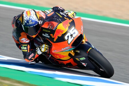 Raul Fernandez Jerez Moto2 2021