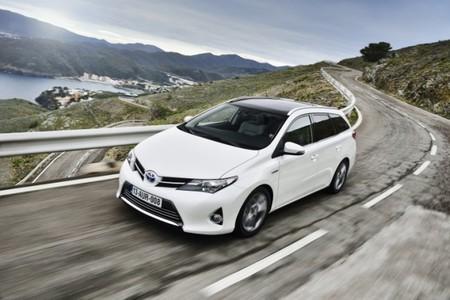 Toyota Auris Touring Sports: ¿Qué podemos esperar?