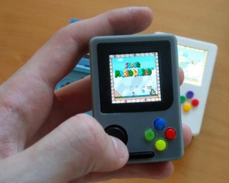 Reconócelo, te encantaría tener esta microconsola basada en la Raspberry Pi Zero