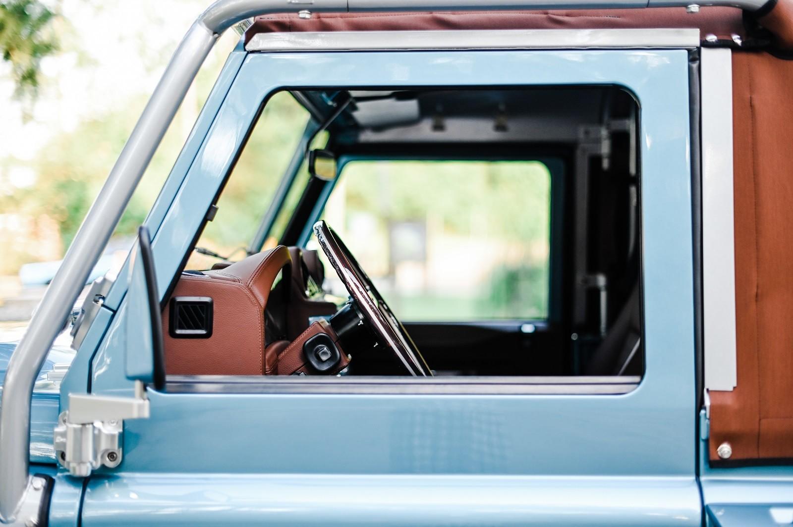 Foto de Land Rover Defender 90 por Osprey Custom Cars (20/22)