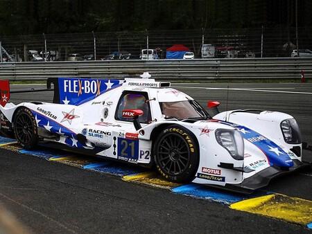 Montoya Le Mans Wec 2021