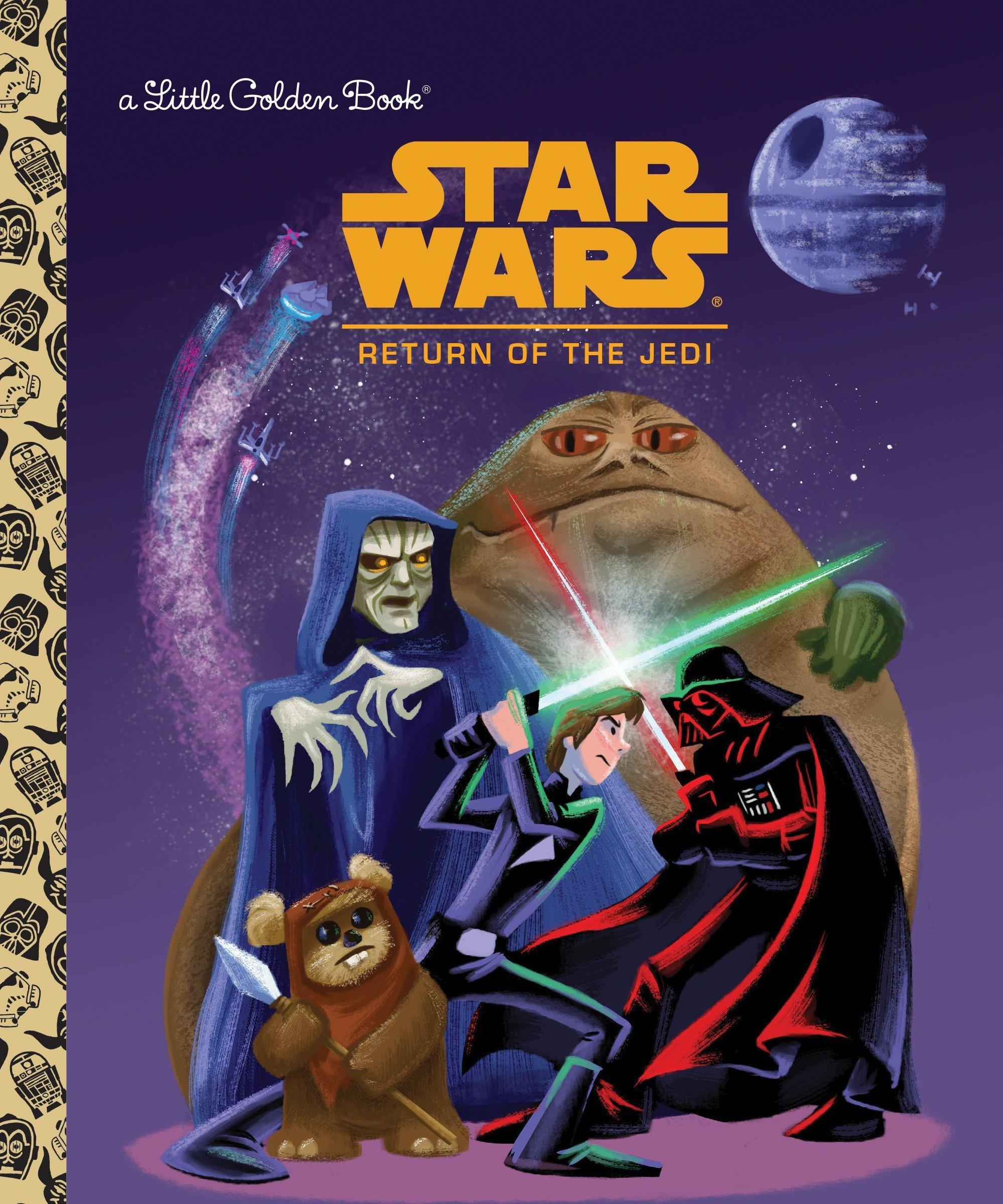 Star Wars: Return of the Jedi (Inglés) Pasta dura