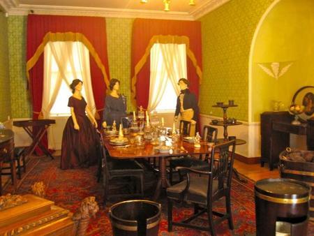 Museo de la Casa Georgiana en Dublín