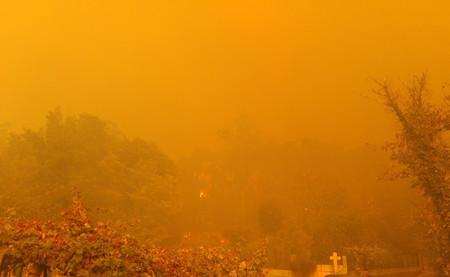 Crónica de un infierno: así viví el incendio en mi aldea gallega
