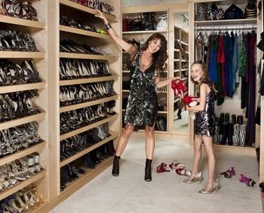 """Hogar, """"fashion"""" hogar. La casa de Tamara Mellon, reina del tacón de aguja."""