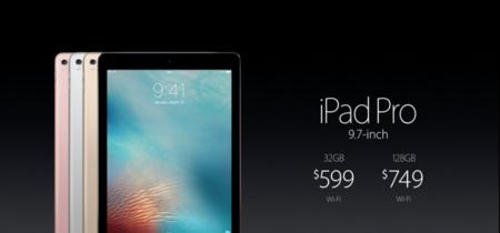 iPad Pro de 9,7 pulgadas, ya lo tenemos aquí