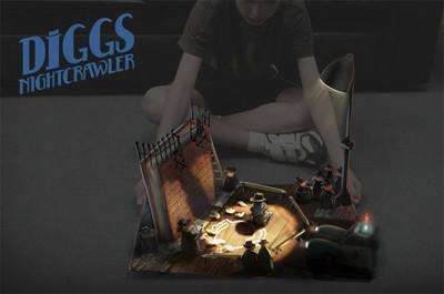 'Diggs Detective Privado': primer diario de desarrollo del juego para Wonderbook