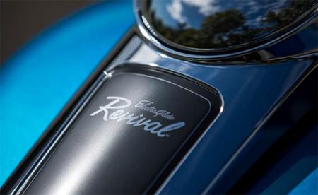 Harley Davidson Revival