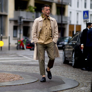 El mejor street-style de la semana nos lleva por las calles de París apotando por lo simple