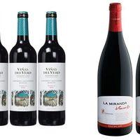 Amazon tiene dos ofertas flash válidas hasta medianoche en sendos packs de vino D.O. Somontano
