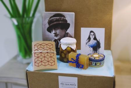 Una caja propia: las aficionadas al arte y la cultura también tendrán su caja de suscripción