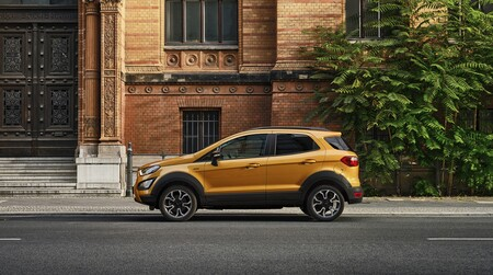 Ford Ecosport Active 2020 4