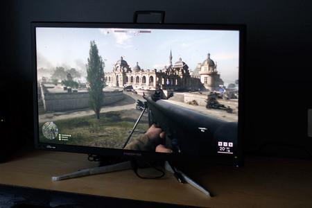 Acer Predator X27, análisis: jugar en 4K y a 144 Hz es otra dimensión, pero el precio a pagar es alto