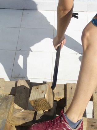 Foto de Hazlo tu mismo: Un minihuerto con palets (10/18)