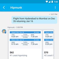 Foto 2 de 8 de la galería skype-mingo-alpha en Xataka Android