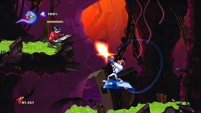 'Earthworm Jim HD' tendrá modo cooperativo