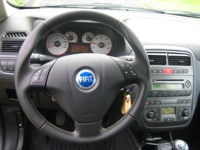 Presentado el fiat grande punto for Fiat grande punto interieur