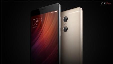 Xiaomi Redmi Pro Camara