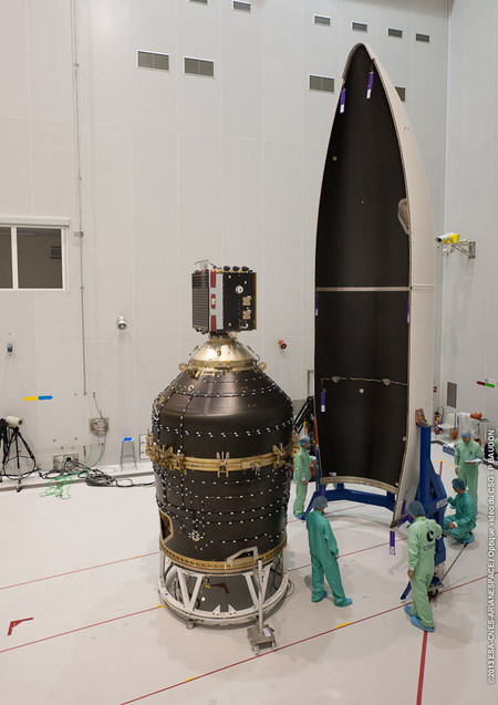 Vv02 Fairing Integration Pillars