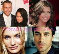 Los propósitos de año nuevo de las celebrities