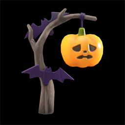Animal Crossing New Horizons Guide Pumpkins Item Diy Icon Spooky Standing Lamp