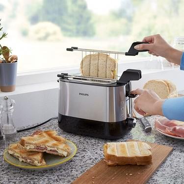 Las 9 tostadoras perfectas para sacar partido a tus tostadas con estas recetas