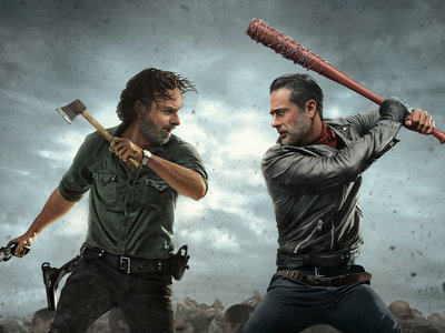 The Walking Dead no morirá: AMC confirma la novena temporada de la serie