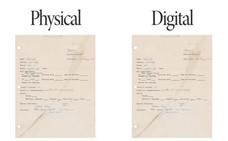 NFT o físico: subastan, por partida doble, una solicitud de empleo firmada por Steve Jobs