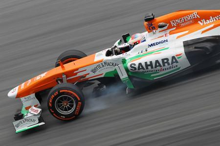 Force India se levanta en armas. Vetará cualquier cambio propuesto por Pirelli