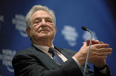 """George Soros: """"Acabamos de entrar en la segunda fase de la crisis"""""""