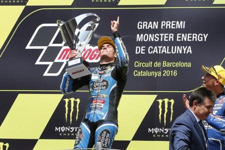Jorge Navarro Eg00 Moto3 Gp Catalunya 2016