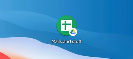 Mailsandstuff
