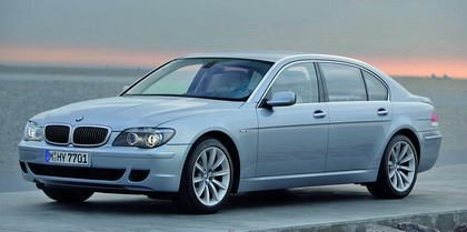 Por fin han llegado: BMW Serie 7 de Hidrógeno listo para producción