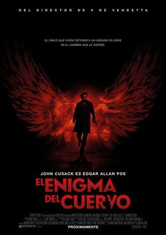 Estrenos de cine | 29 de junio | Llegan Poe, muertos nocturnos y animales prehistóricos
