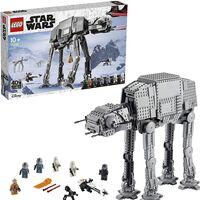 Precio mínimo histórico en el set Lego Star Wars AT-AT, que puede ser nuestro por 108,74 euros en Amazon
