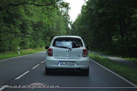 Nissan Micra DIG-S En ruta