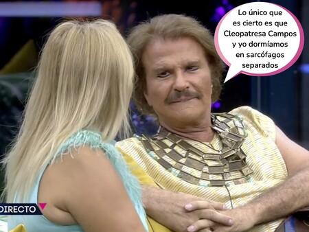 Edmundo Arrocet en Secret Story - Telecinco