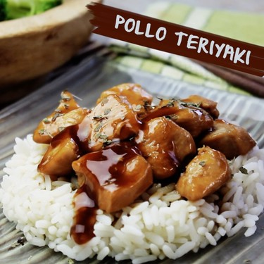 Pollo Teriyaki. Receta en video
