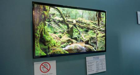 Los paneles OLED impresos comienzan a ser realidad, JOLED muestra los primeros modelos en Japón