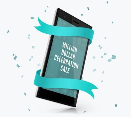 Jolla está muy contenta con la acogida de su tablet y le hace un descuento de 100 euros al teléfono