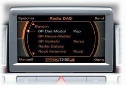Audi te lleva las noticias que quieras al coche