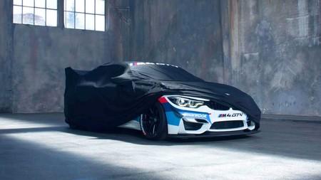 Ahí va el aperitivo del BMW M4 GT4 antes de que lo veamos rodar en Nürburgring este fin de semana