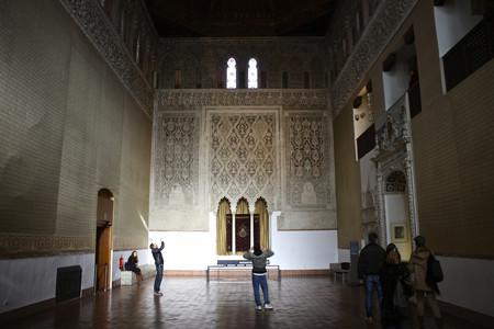 Sinagoga del tránsito Sefardí Toledo