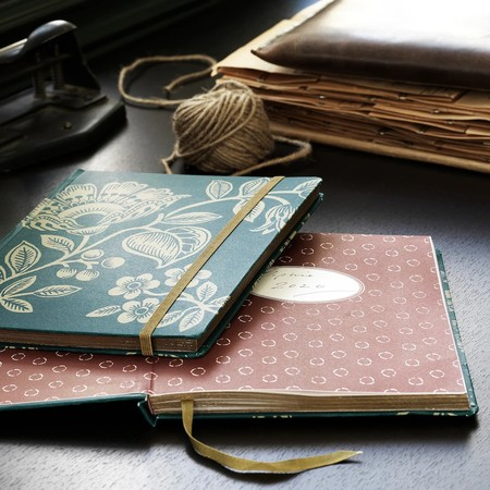 Anilinare Note Book Green Gold Colour 0818905 Pe774659 S5