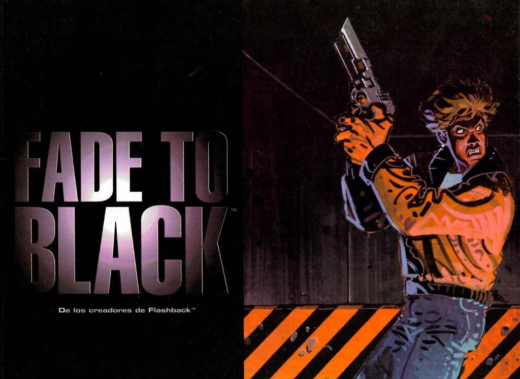 Fade to Black, la olvidada secuela del mítico Flashback de Delphine Software en MS-DOS