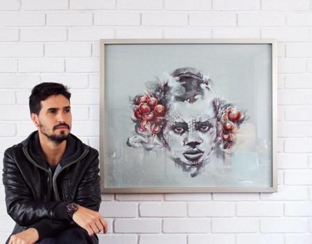 Artista colombiano es la imagen de Wacom, la compañía líder en tabletas y monitores de dibujo profesional