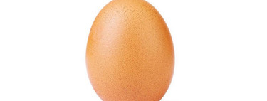Un huevo se acaba de convertir en la foto con más likes de Instagram. ¿Por qué? Porque sí